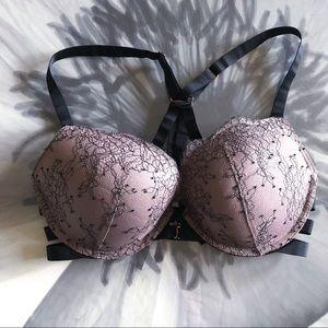 Victoria's Secret Muted Purple strappy bra